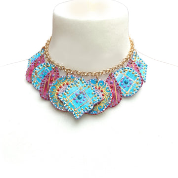 Small Summer Brights Necklace