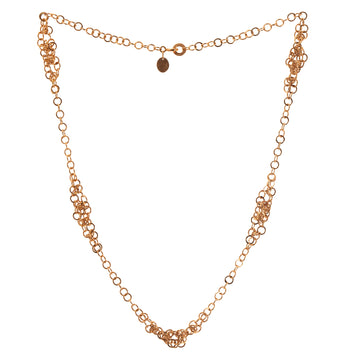 Rose Gold Darrow Necklace
