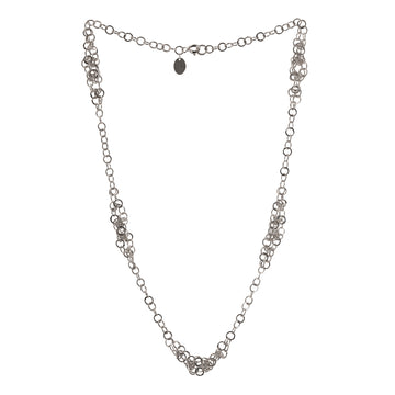 Silver Darrow Necklace