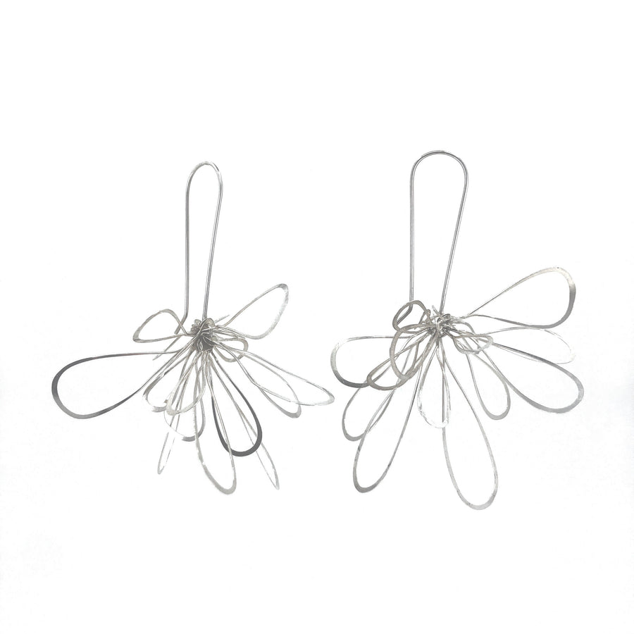 Explosion Earrings- Wire Back