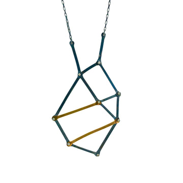 Geo Pendant Necklace