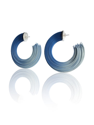 Large Brushstroke Earrings