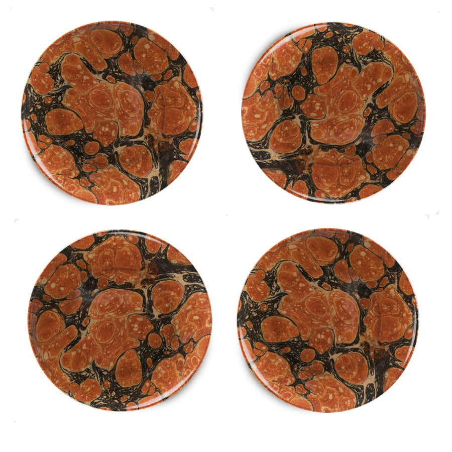 Bronte plates- Set of 4