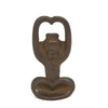Cast-Iron Monkey Bottle Opener