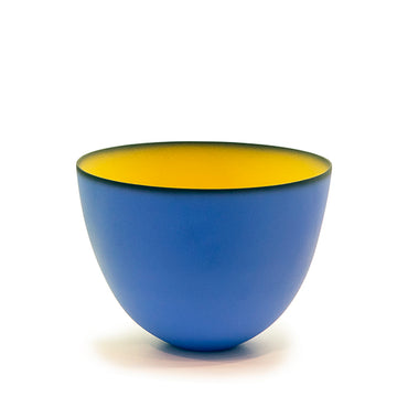 Large Blue Marrinson Bowl