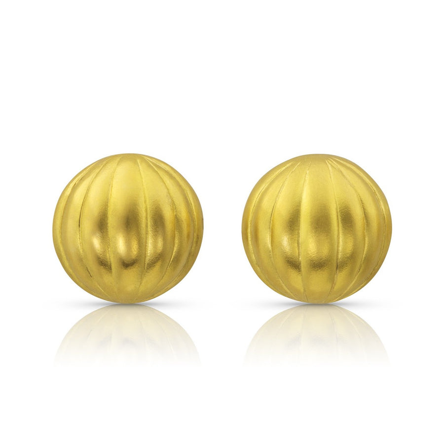 Melon Post Earring