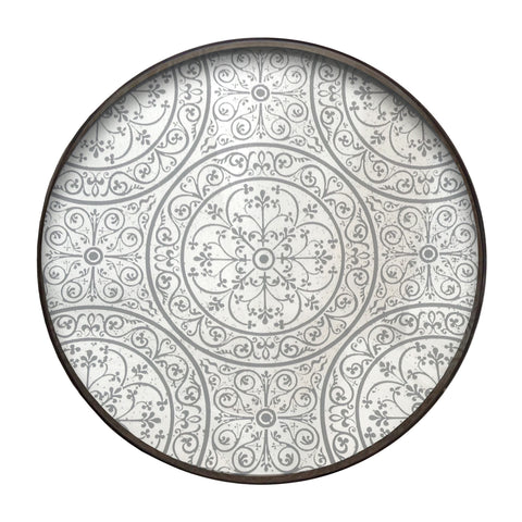 Moroccan Frost Large Tray