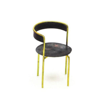 Miniature Round Chair