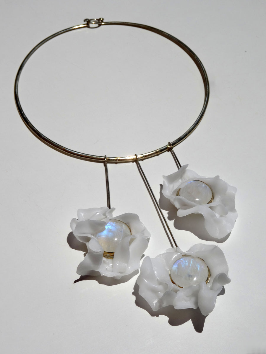 Floral Necklace II