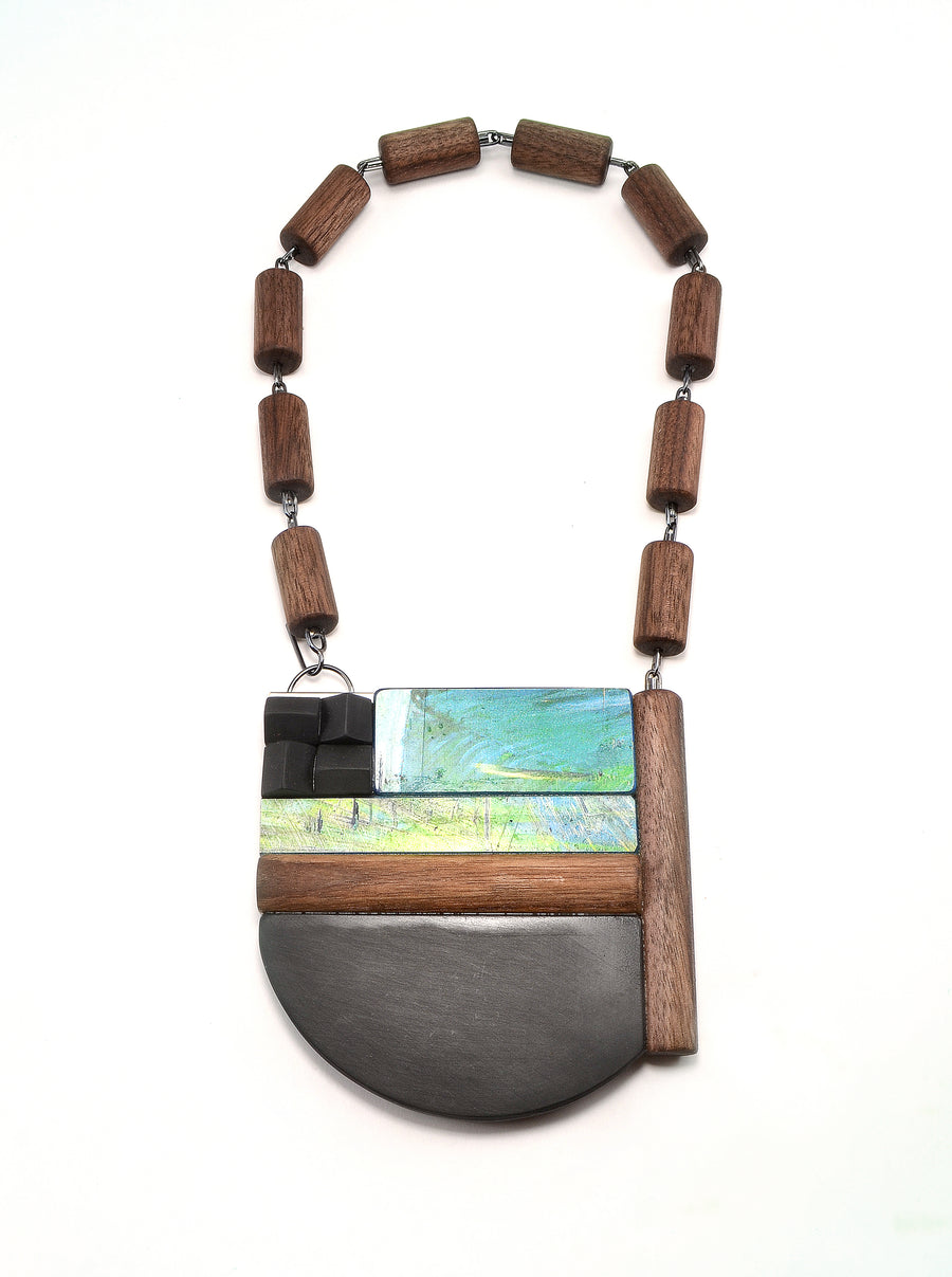 Survey:Arrange Field Study 24 Inch Necklace