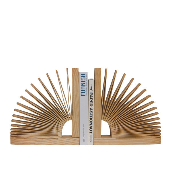 Abanico Bookend