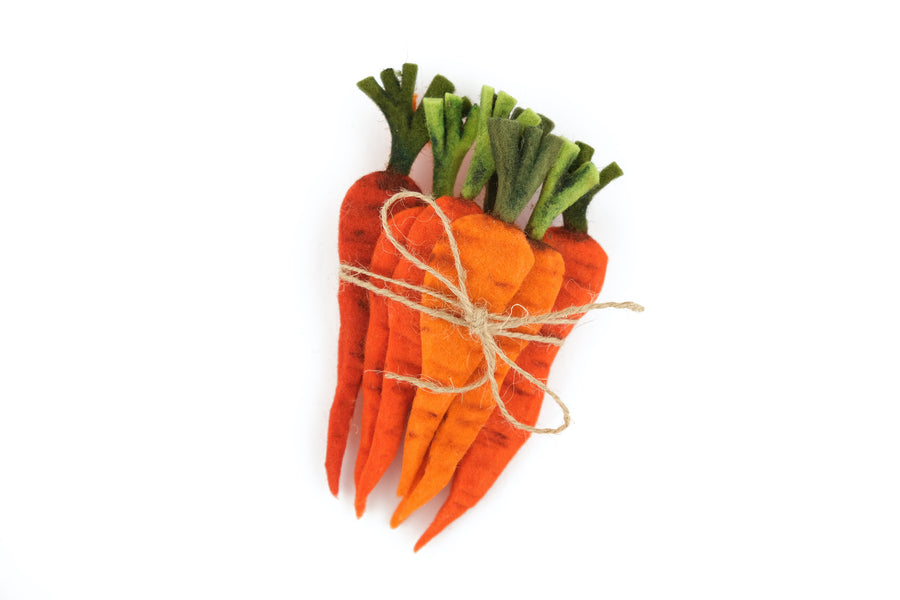 Carrot Bundle Brooch