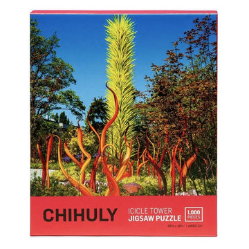 Chihuly Icicle Tower Puzzle