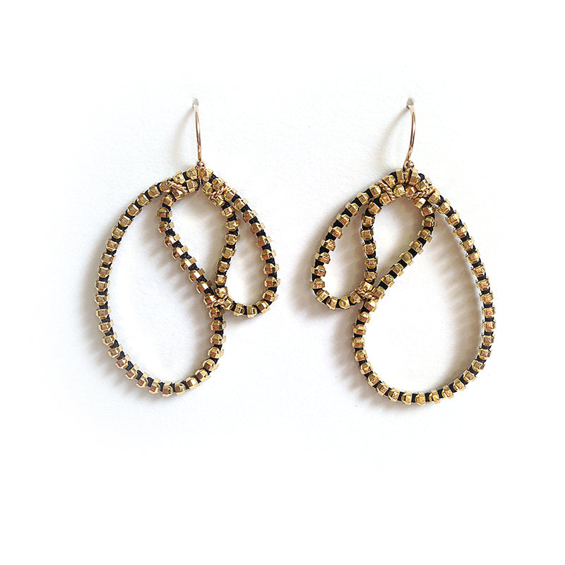 Margaux Zipper Earrings