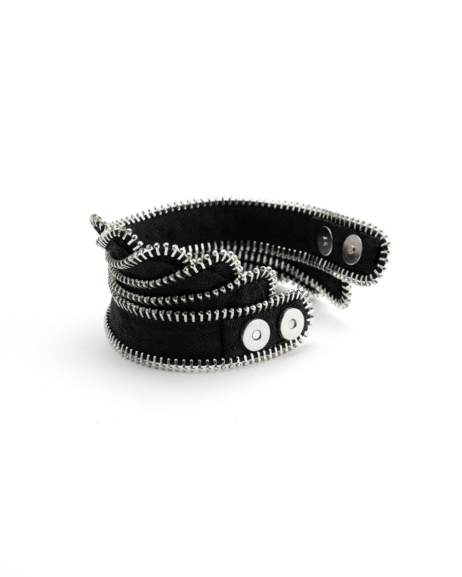 Wing Zipper Bracelet