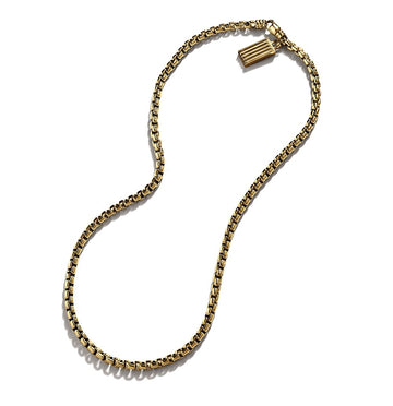gold signature chain