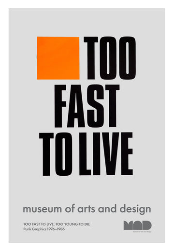 Too Fast to Live Poster