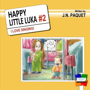 Happy Little Luka: I Love Singing!