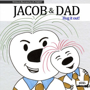 Jacob & Dad - Hug it out!