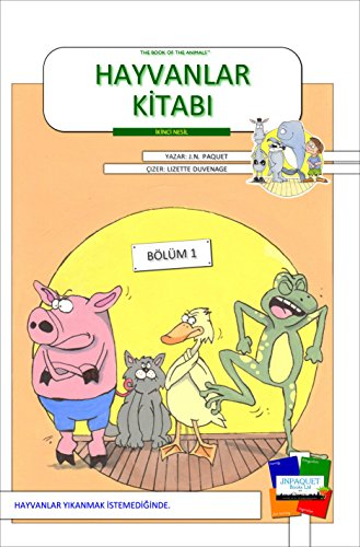 The Book of The Animals - Episode 1 [Second Generation/Turkish]: When the animals don't want to wash.