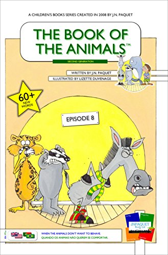 The Book of The Animals - Episode 8 (Bilingual English-Portuguese): When The Animals Don't Want To Behave
