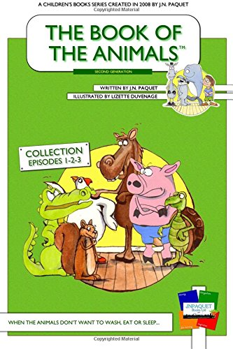 The Book of The Animals - Collection 1-2-3 [Second Generation]