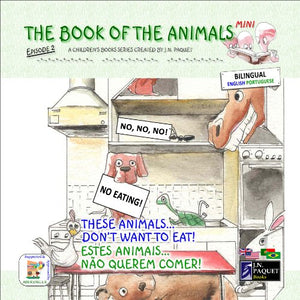 The Book of The Animals - Mini - Episode 2 (Bilingual English-Portuguese)