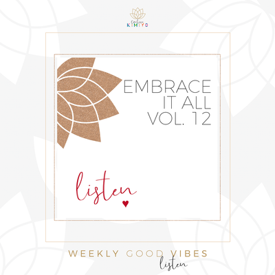 EMBRACE IT ALL VOL. 12