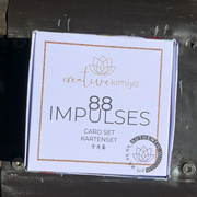 88 Impulses Trilingual Card Deck