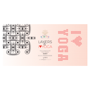 LAYERS AND LOVE TOWEL SET