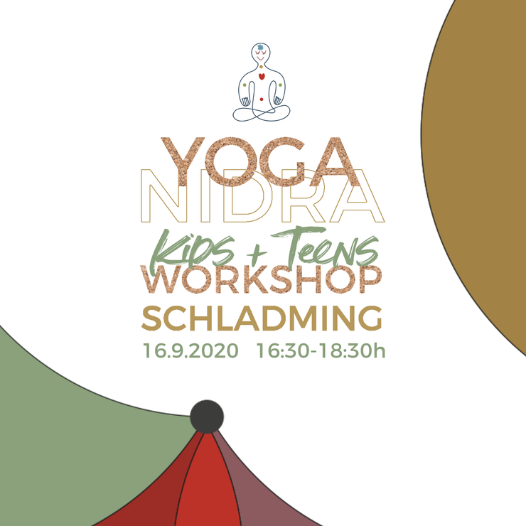 Yoga Nidra Kids and Teens Schladming / Refugium 16.9.2020