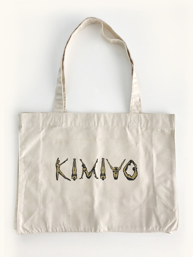 CREATIVE KIMIYO CANVAS SHOPPER