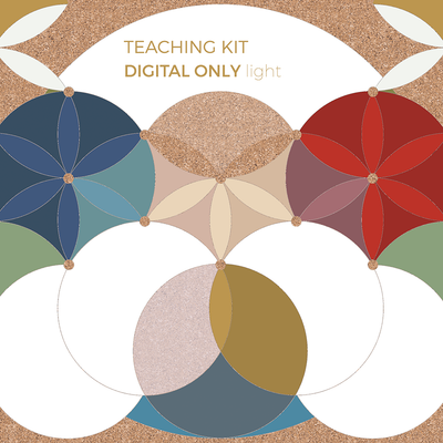 YOGA NIDRA TEACHING KIT DEUTSCH • DIGITAL ONLY light
