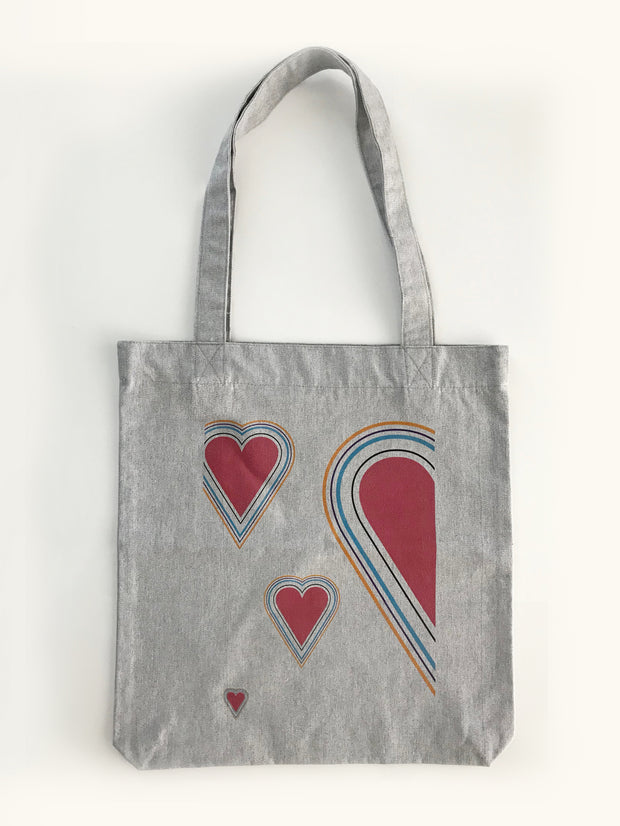 CREATIVE KIMIYO CANVAS TOTE