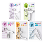Yummi Yogi Cookie Cutter Collection