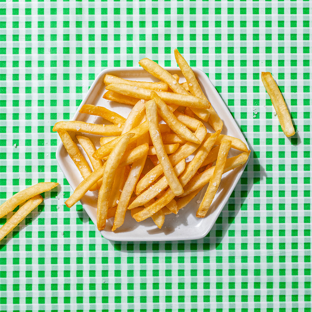 A side of fries.