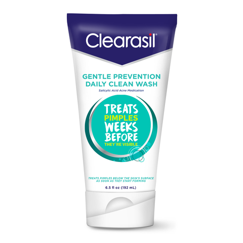 Gentle Prevention Daily Clean Wash, 6.5 oz