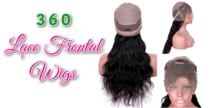 360LaceFrontalWigs