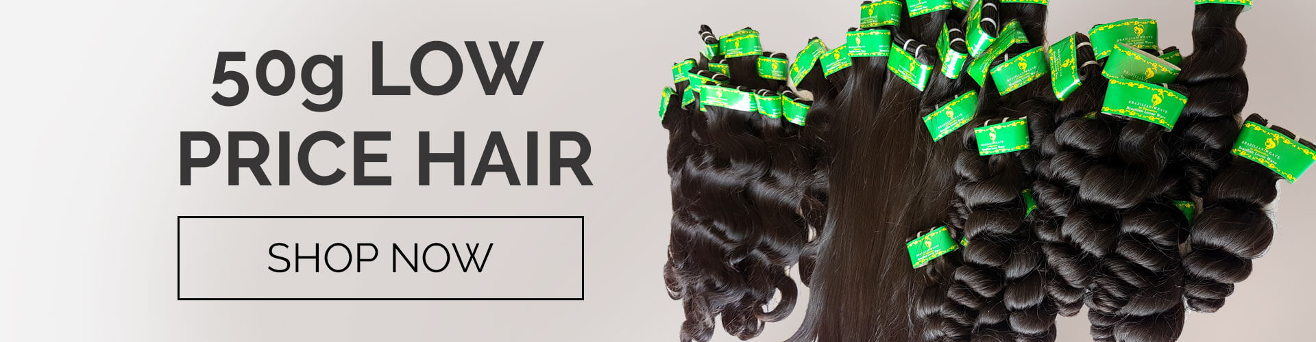 50g Low Price Hair