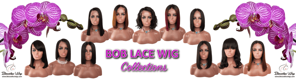 Bob Lace Wigs Collection