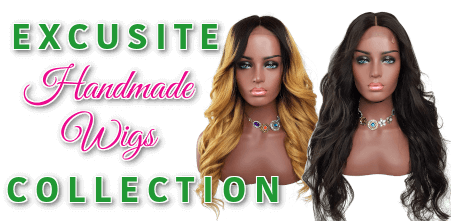 Excusite handmade wigs collection