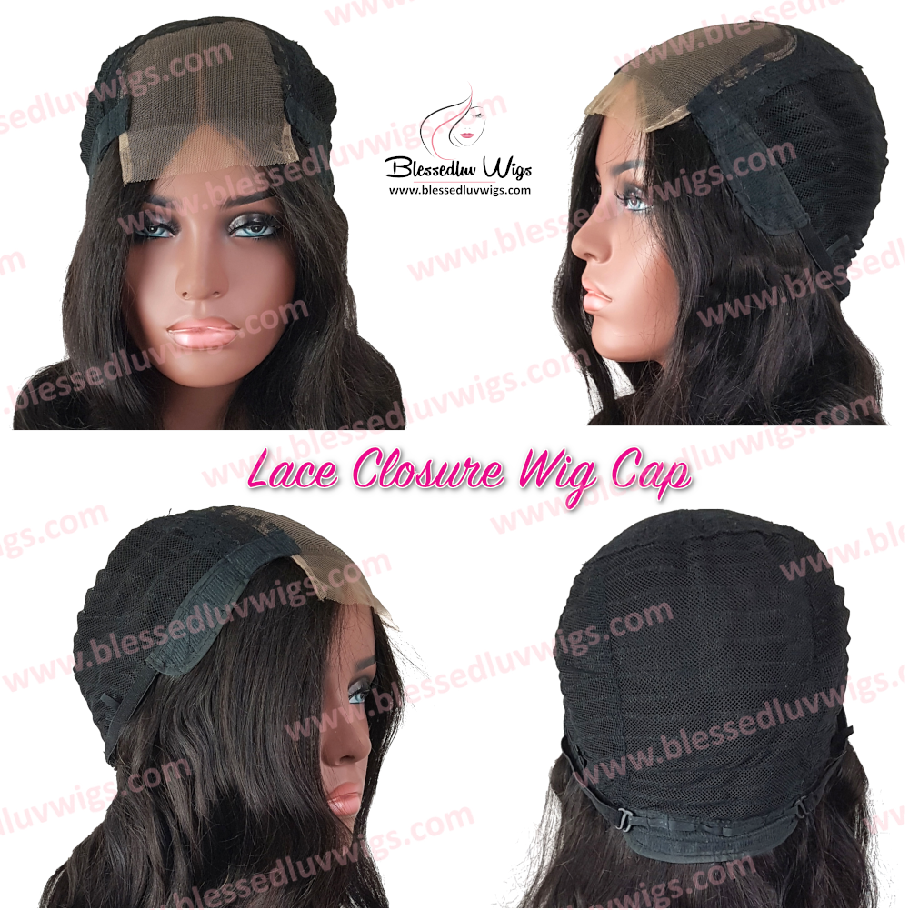 Lace Closure Wig Cap