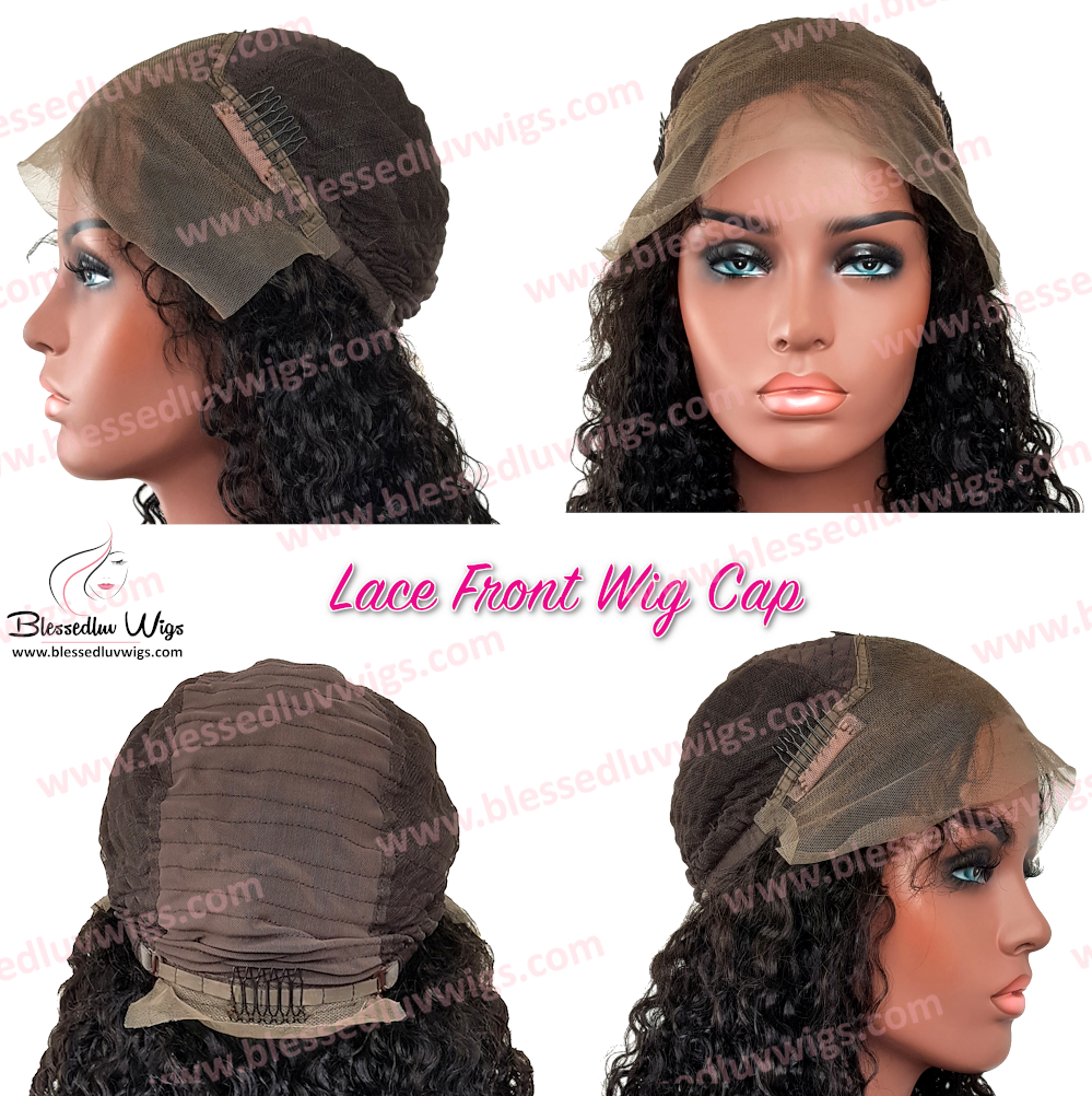 13x3 Lace Front Wig Cap
