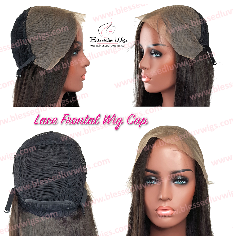 Lace Frontal Wig Cap