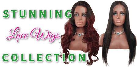 Stunning Love wigs collection