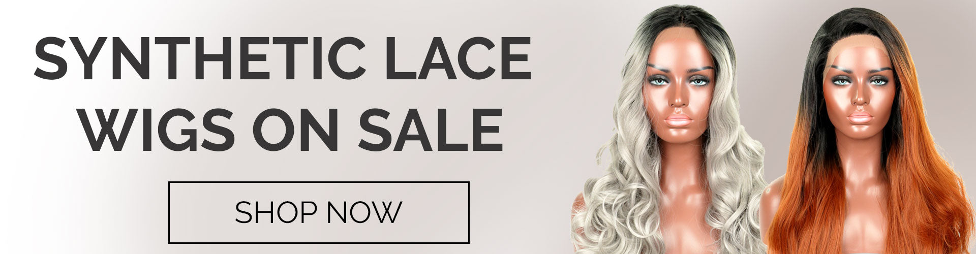 Synthetic Lace Wigs On Sale