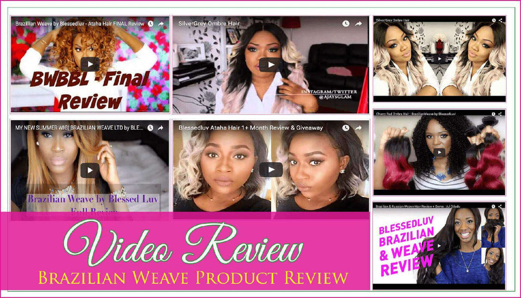 Brazilianweave video review