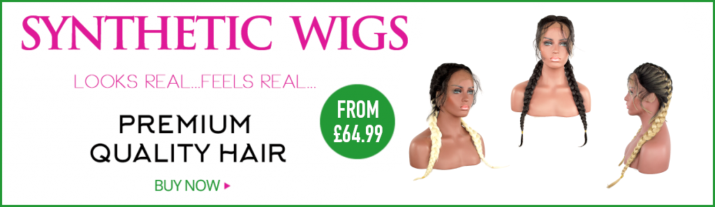 Premiuim Synthetic wigs