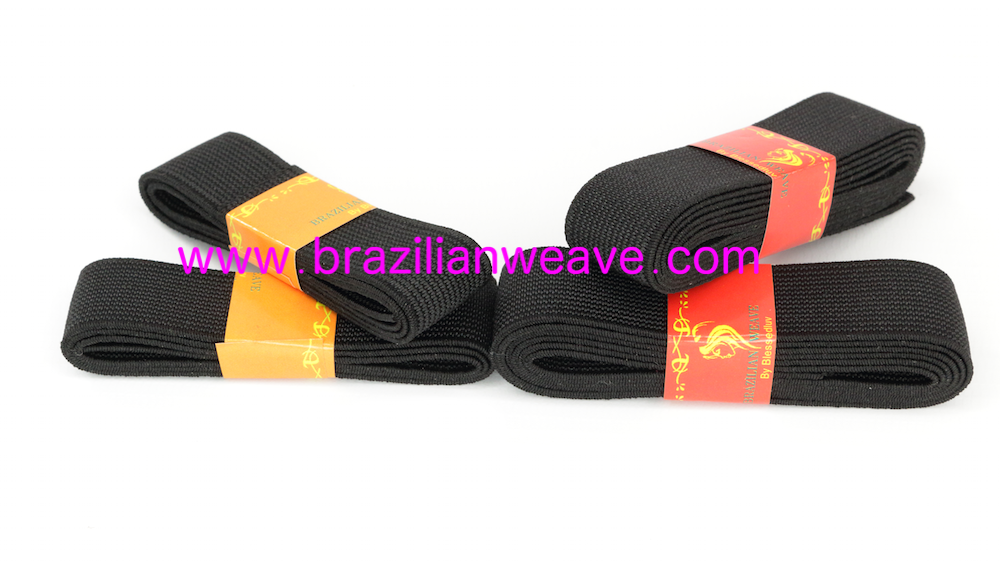 Elastic Small Band Orange 0.5M-Brazilianweave.com-Brazilianweave.com