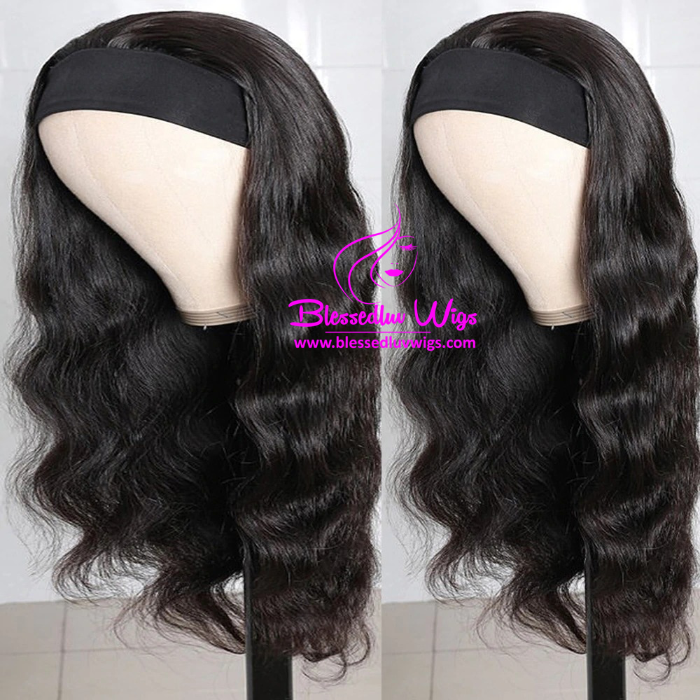 Giana - Headband Wig Brazilian Body Wave-Brazilianweave.com-Brazilianweave.com